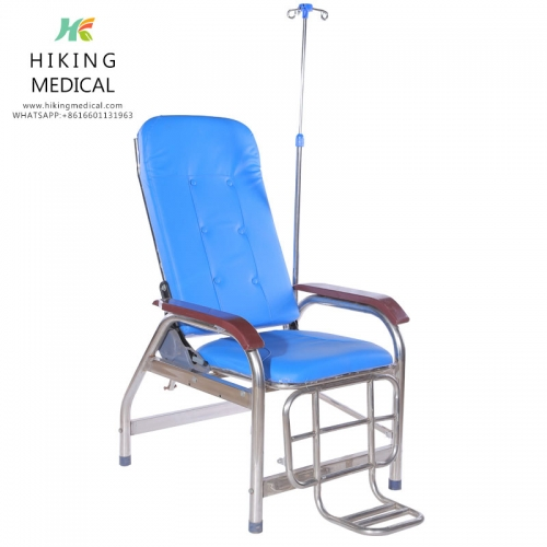 Foldable design Luxurious iv infusion chair cost
