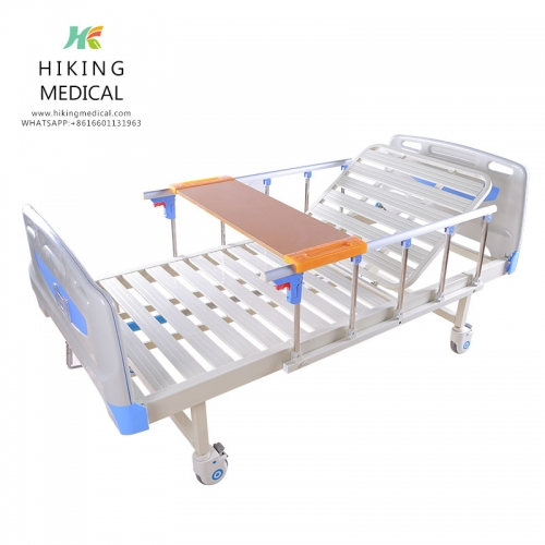 single Function Medical Manual Bed For Hospital