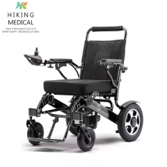 electric aluminium foldable wheelchair wholesale